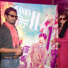 Nawazuddin and Huma Watch DDLJ to Promote Gangs Of Wasseypur 2