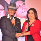Farah With Her Friend Shahrukh at Shirin Farhad Ki Toh Nikal Padi Audio Launch