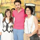 Aamir and Others Grace The Cafe Cocoa