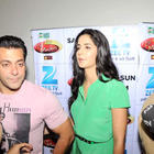 Salman and Katrina on The Sets of DID L'il Masters For Promotion Ek Tha Tiger