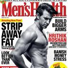 Hrithik Roshan On The Cover Page of Men's Health Magazine