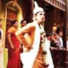Ranbir In Bengali Wedding Dress On The Sets Of Barfi