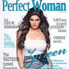 Zareen Khan on Perfect Woman Magazine August 2012