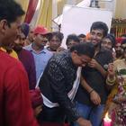 Khiladi 786 Movie Shooting Sets Stills