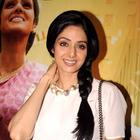 Sridevi Kapoor at English Vinglish First Look Launch