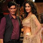 Katrina Walks The Ramp For Manish Malhotra at Delhi Couture