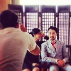 Sonam Kapoor and Imran Khan Shoot For Star Week