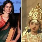 Sridevi Kapoor Childhood Movie Stills