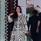 Tabu at Mukesh and Nita Ambani Party