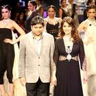 Madhuri and Sonam at IIJW 2012 Grand Finale