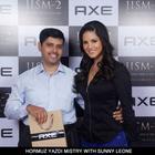 Sunny Leone Latest Pics at Axe Angle Club