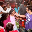 Salman Khan Meets Acron Kids