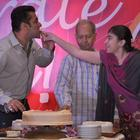 Salman Khan Celebrate The Magic Bullet