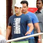 Salman Khan At A Special Screening of Ek Tha Tiger