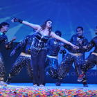 Namitha Hot Performance at One Nation One Card Launch Event