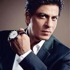 SRK Pose For The World Famous Brand TAG Heuer Watch