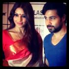 Bipasha and Emraan in Raaz 3 Promotions in Kolkata