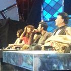 Priyanka,Ranbir,Ileana and Anu at Indian Idol Reality Show