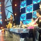 Ranbir Kapoor On The Set Of Indial Idol For Barfi Promotion