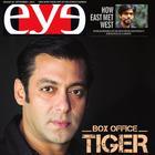 Salman Khan On For Eye Magazine September 2012