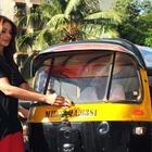 Bipasha Basu Ties Chillies and Lemons To Auto Rickshaw Dashboards For Raaz 3 Promotion