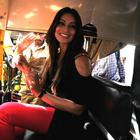 Bipasha Ties Chillies and Lemons To Auto Rickshaw Dashboards For Raaz 3 Promotion