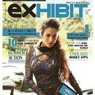 Malaika Arora Khan On The Cover of Exhibit - September 2012