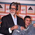 Big B Donates His Autographed Jeans To Parikrma's Jeanaration