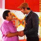 Ranbir On Location of Taarak Mehta Ka Ooltah Chashmah
