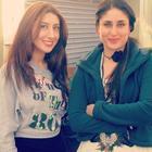 Kareena and Aamir On The Sets of Talaash