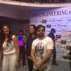 Star Casts at IMS Engineering College In Delhi For Raaz 3 Promotion