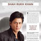 SRK For OK India September 2012