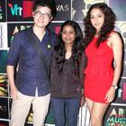 Bollywood Stars at Chivas Art And Music Unplugged Event
