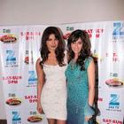 Ileana and Priyanka On Location Of DID Dance Ke Superkids For Barfi Promotion
