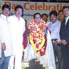 Brahmanandam At Sri Nagarjuna Degree College In Hyderabad For Teachers Day Celebration