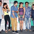 Casts Promotes Their Film Barfi at R City Mall in Ghatkopar