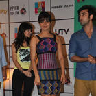 Priyanka Chopra Sexy Pose During Barfi Promotion In R City Mall