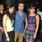 Priyanka,Ileana and Ranbir at R City Mall For Barfi Promotion