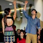 Ranbir Kapoor and Priyanka at R City Mall For Barfi Promotion