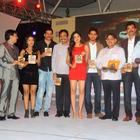 Poonam Kaur DVD Launch During South Spin Fashion Awards 2012