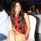 Poonam Kaur Looks Hot In Red Dress at South Spin Fashion Awards 2012