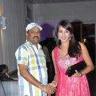 Sanjana Spotted at South Spin Fashion Awards 2012
