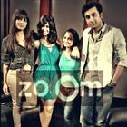 Ranbir,Priyanka and Ileana Interview at Zoom TV