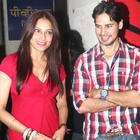Bipasha Basu With Dino Morea At The Screening of Raaz 3