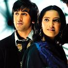 Sonam and Ranbir On Romantic Mode In Saawariya