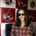 Preity Zinta Promote Ishkq In Paris On 104 FM