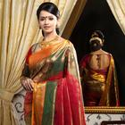 Bhavana Rare Photo Shoot In Traditional Saree