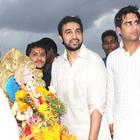 Shilpa and Raj Kundra Celebrate Ganesh Chaturthi