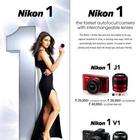 Priyanka Chopra For Nikon Ad