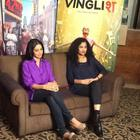 Sridevi and Gauri English Vinglish Press Meet Photo